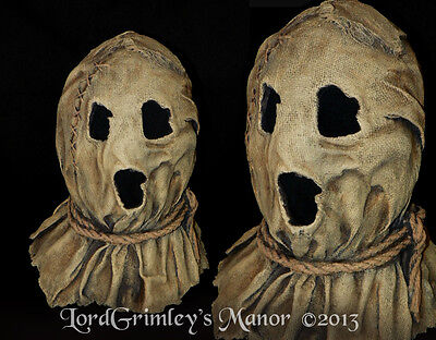 Dark Night Of The Scarecrow Mask (Officially Licensed Dark Night of the Scarecrow Halloween Mask Horror)