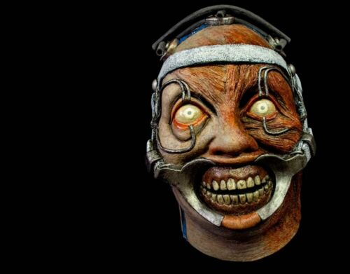 NEW Licensed Dead by Daylight The Doctor Zombie Halloween Mask Horror Video Game