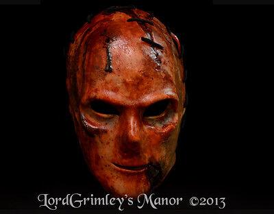 Officially Licensed Orphan Killer Halloween Mask Horror Serial Bloody Scary  (Orphan Killer Mask)