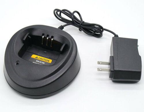 Smart Desktop Charger for Motorola Radio CP150 CP200 CP040 PR400 GP3188 GP3688