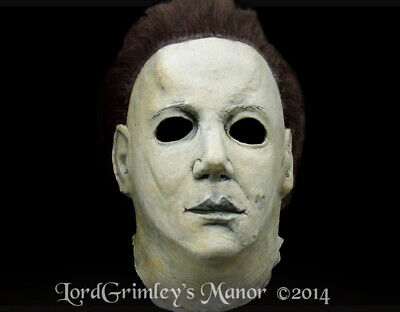 Officially Licensed Michael Myers Halloween 6 Curse of Mask Horror Movie - Halloween Curse Of Michael Myers Mask