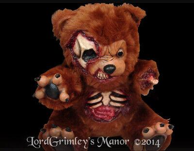 Bad Teddy Bear Plush Undead Evil Halloween Prop Monster Decorations Horror](Evil Teddy Bear Halloween)