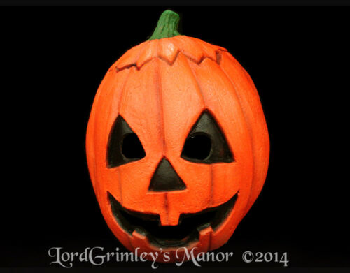 Officially Licensed Halloween 3 Pumpkin Mask Horror Season of the Witch Horror