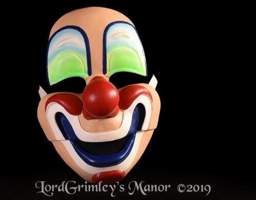 NEW Officially Licensed Halloween - Young Michael Myers Clown Mask Horror