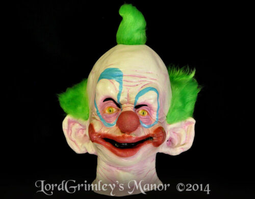 Officially Licensed Shorty Killer Klown Latex Halloween Mask Horror Outer Space