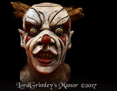 New 2017 Officially Licensed Killjoy The Clown Halloween Mask Horror Goes to