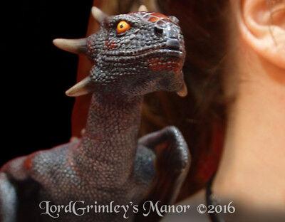 Drogon Game of Thrones shoulder mount Halloween Prop GOT Fantasy Dragon Cosplay](Game Of Halloween)