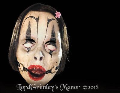 Horror Ball -  American Horror Story Cult Ball Gag Halloween Mask Horror Clown Evil Sex