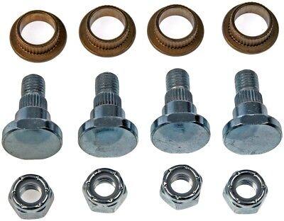 Door Hinge Pin & Bushing Kit Front,Rear Dorman 38490