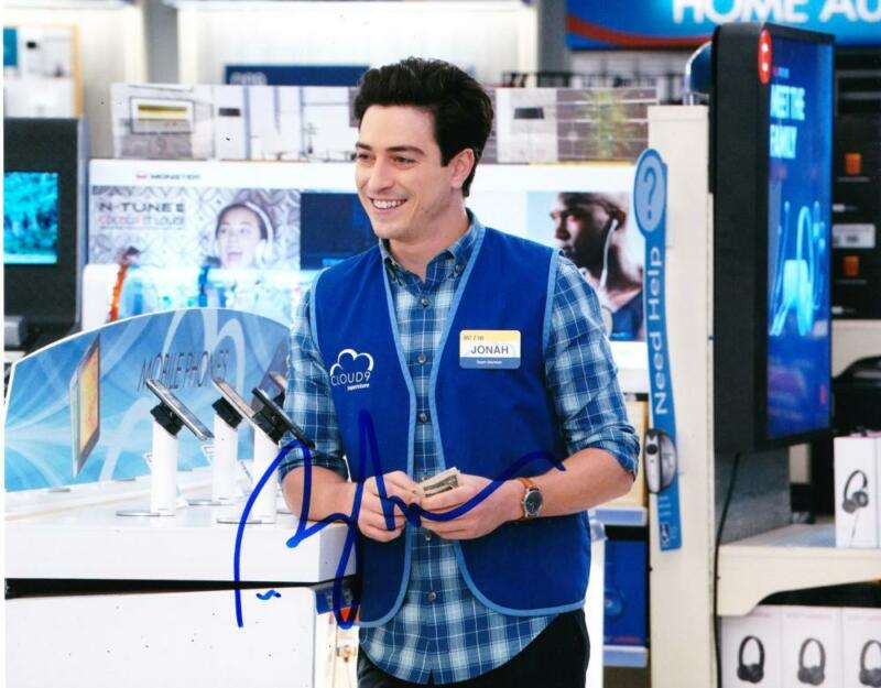 BEN FELDMAN SIGNED 8X10 PHOTO AUTHENTIC AUTOGRAPH NBC SUPERSTORE COA A