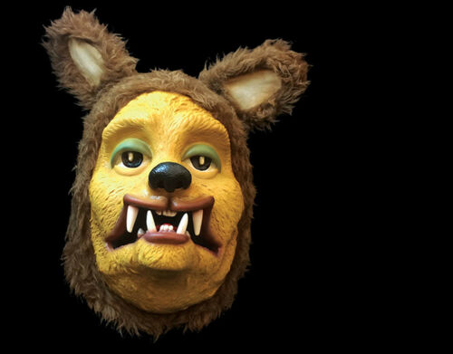 Officially Licensed The Shining Roger the Dogman Halloween Mask Horror Dog