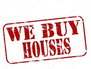 WE BUY HOMES -  KITCHENER WATERLOO AND CAMBRIDGE