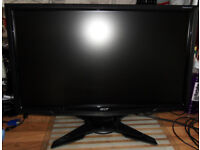 ACER 21.5 inch G225HQV bd FULL 1080P HD WIDESCREEN Monitor