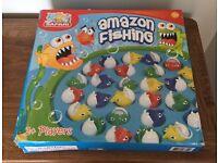 Amazon fishing board game