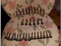 Medieval Chess Pieces