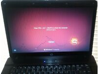 "laptop 15.6"" compaq, new Windows7 Pro, Intel 2.00GHz, 3GB RAM, WiFi, DVD, bargain only 99!"