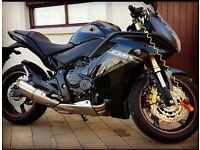 Honda CBR600F - ABS 2011