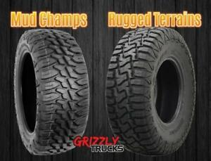 SUMMER MEGA SALE !!! MUD CHAMPS AND RUGGED TERRAINS !!! Lowest Prices Guaranteed !!