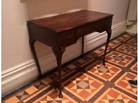 Antique Queen Anne style ladies writing desk