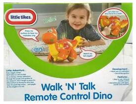 Little Tikes .WALK 'N' TALK DINO. !