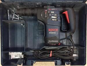 Bosch (RH328VCQ) 8 Amp 1 1/8-in SDS-plus Corded Rotary Hammer $299.99