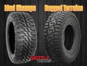 MUD CHAMPS AND RUGGED TERRAINS ~ LOWEST PRICES GUARANTEED !! WE SHIP ANYWHERE