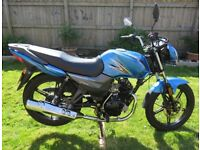 Sinnis ST 125 - excellent condition