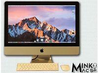 " 21.5"" Apple iMac 2.7Ghz i5 Quad Core 8Gb 2TB HDD FL Studio Logic Pro X Cubase Ableton 9 Reason "