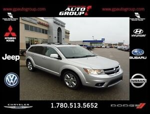 2013 Dodge Journey R/T | Improvements | Accelerates Strongly