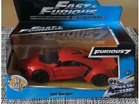 Fast and Furious Lykan Hyper Sport