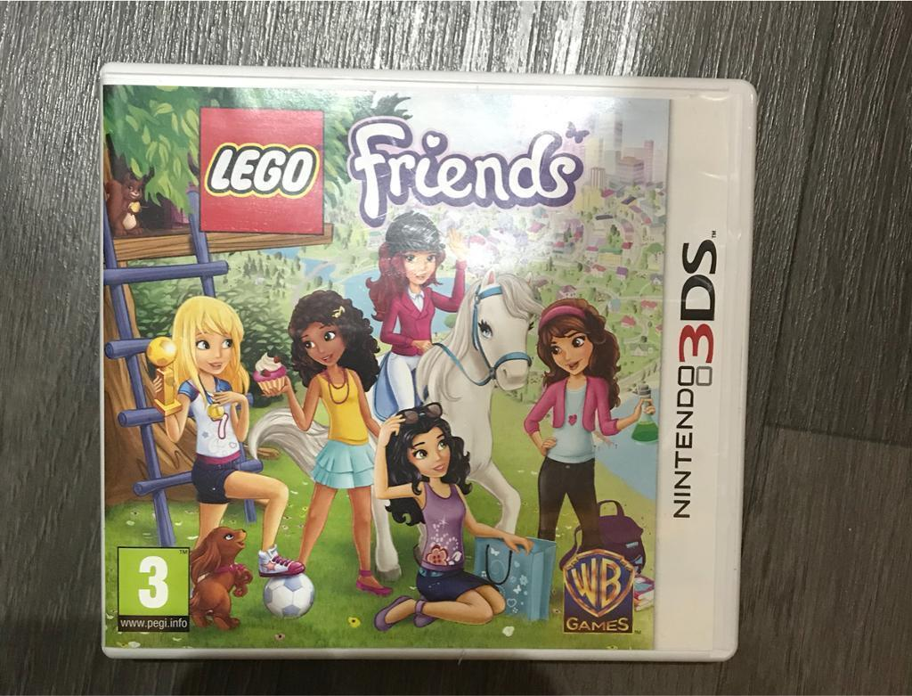 Lego Friends Nintendo 3ds Game In Coventry West Midlands