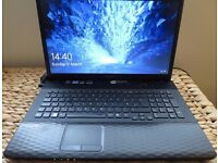 "Sony VAIO Gaming Laptop 17.3"" screen, i5-2450M, 6GB RAM, NVIDIA GeForce 410M"