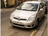 Toyota Corolla Verso 2008 - 7 Seater Family Car in Excellent Conditon