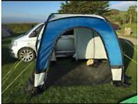 Awning drive away for camper or caravan