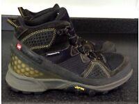 NEW BALANCE PRIMALOFT 1000 WALKING HIKING BOOTS UK 8 EU 42 WORN TWICE!!!