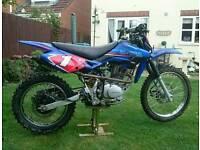 125cc Motocross Bike spares or repairs