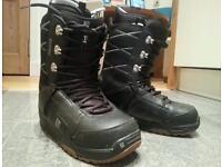 Burton Moto snowboard boots UK11