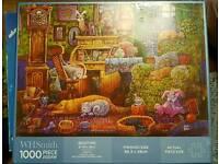 1000 piece jigsaws