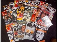 Various Beatles Related Magazines