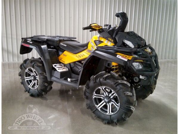 Used 2011 Can-Am Outlander 800R X MR