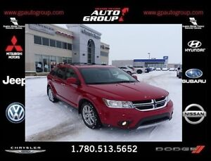 2013 Dodge Journey R/T|NAVIGATION|HEATED LEATHER SEATS