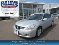 2012 Nissan Altima 2.5 S, Warranty, Fully Equipped