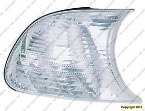 Side Marker Lamp Passenger Side Coupe/Convertible BMW 3-Series (E46) 2000-2001