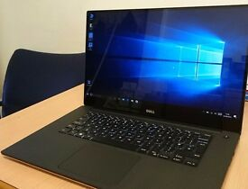 Dell XPS 15 9550 Top Spec 4k 16GB DDR4 512 M.2 SSD 3 Months Old
