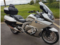 BMW K1600 GTL 'EXCLUSIVE SPEC!', HAS EVERYTHING!, FULL BMW SH, JUST SERVICED, BEAUTIFUL! LOW MILES!