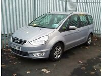 2011 Ford Galaxy auto gearbox fault