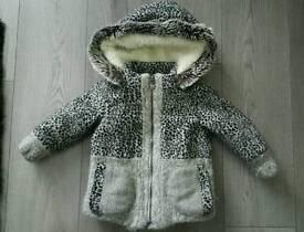 NEXT coat 1,5-2 years
