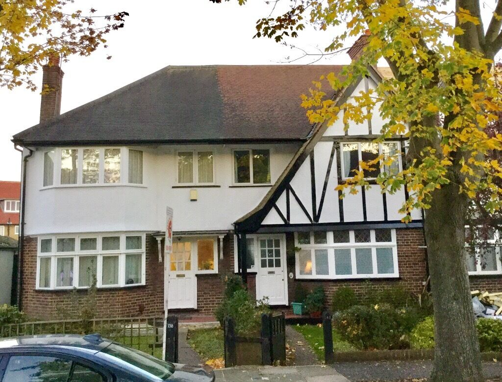 4 Bedroom Beautiful Mock Tudor house in W3 for sale