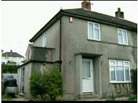 2 bedroom house whitleigh