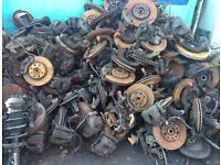 VAUXHALL ASTRA & ZAFIRA HUBS, FOR SALE